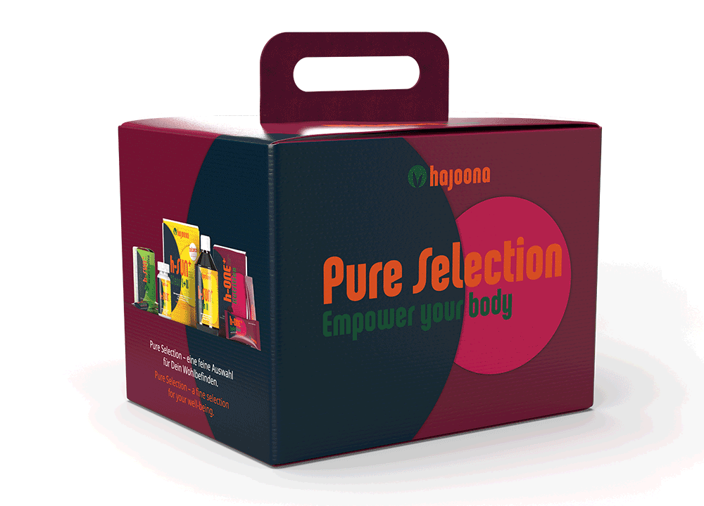 hajoona Pure Selection Box